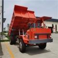 礦用小型窄體運輸車 10噸四驅爬山虎