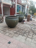 青銅大銅缸定制 河北鑄銅 現貨1.2米銅缸