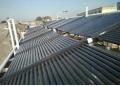 洗浴中心太陽能熱水工程