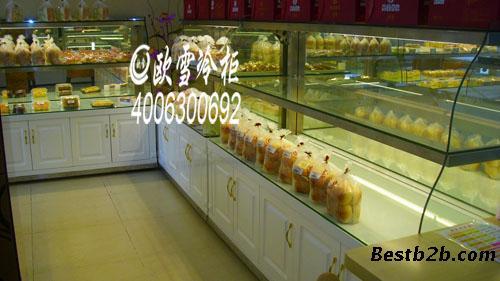 民治蛋糕房面包展示柜可以定做尺寸吗