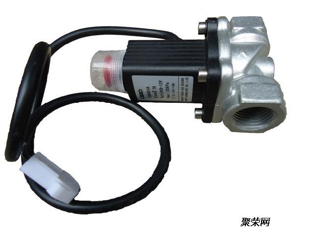 陕西户县海湾工程,家用燃气报警器专用电磁阀