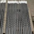 供應銘鑫牌單螺紋硅碳棒 高溫電窯爐硅碳管非標定制