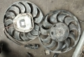 大众途锐迈腾奥迪A6A8 3.2电子扇水箱 冷凝器鼓风机 龙