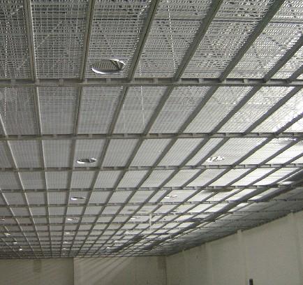 吊顶格栅板