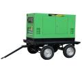 发电移动式焊机400A柴油发电电焊机