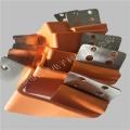銅導電連接件 電柜導電銅箔軟連接 軟銅排焊接