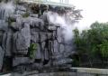 小區綠化人造霧設備 噴霧造景系統 水池霧化