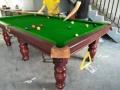 星牌臺球桌調平移位組裝