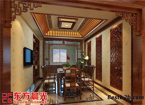 手机验证传统中式别墅装修设计