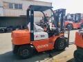 青島全新合力3-5T座駕式柴油搬運車 內燃引擎式叉車