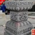 惠安石雕須彌座款式多樣支持定制