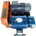 供應工程機械廠氣力輸送設備配套三葉羅茨鼓風機