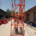 湖北建筑箱式爬梯 橋梁施工爬梯 多樣化