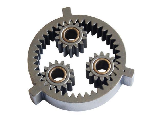 发动机牙箱结构图片