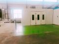 營口環保無塵烤漆設備高溫房天成涂裝烤漆設備