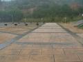 杭州混凝土印紋地面材料