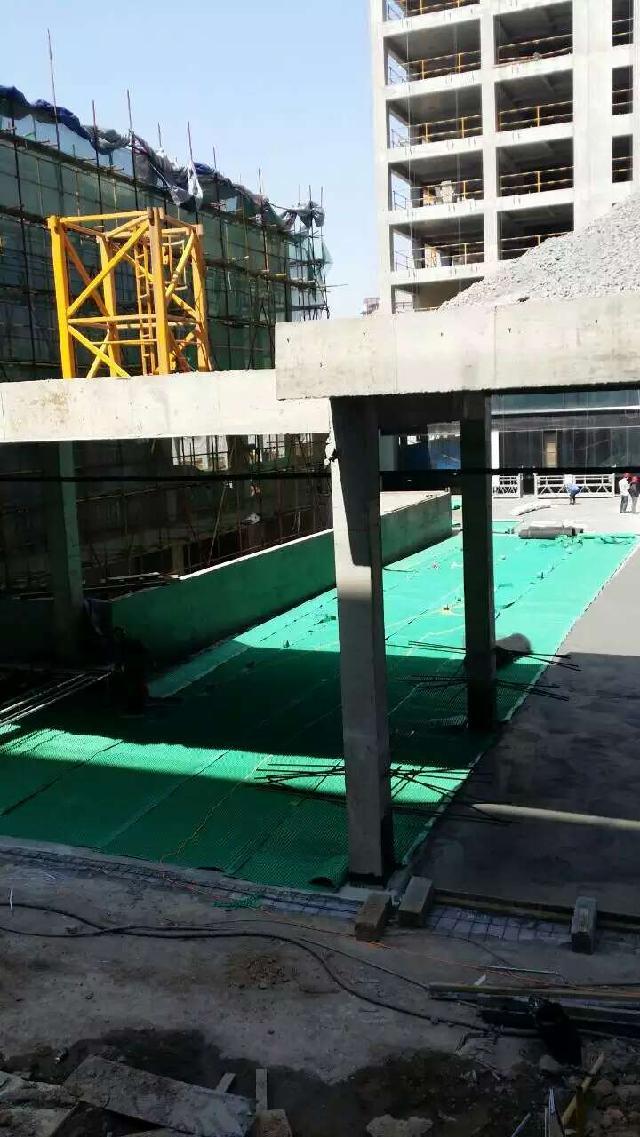 衢州地下室排水板#楼顶种植防水板
