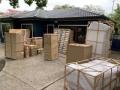 2021年從廣州港口出口家具私人雜物去新西蘭