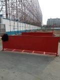 邳州区建筑工地洗车平台,工程车车轮泥土用洗车机