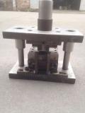 不銹鋼沖孔機 鍍鋅方管沖斷機器操作教程