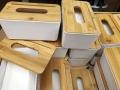 西安木蓋紙抽盒禮品做字