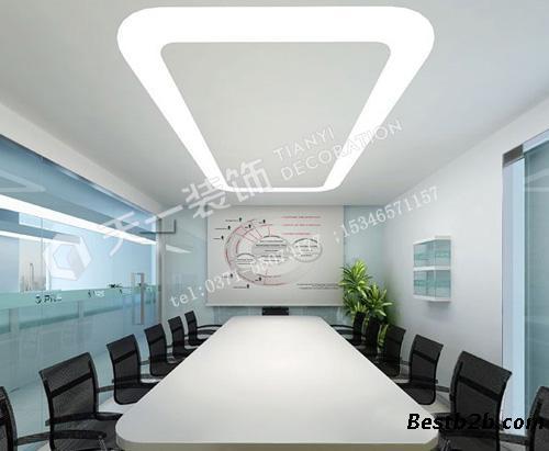 郑州东区办公室装饰设计哪家好?