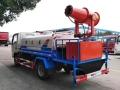国六15吨喷雾洒水消毒车车型配置