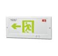 敏華智能led燈應急白色噴涂嵌墻式標志燈