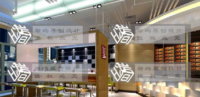 小吃店面设计_设计展示平面设计要会一些什么东西图片