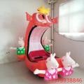 新款廠家戶外兒童新款氣模車氣包車