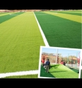 黔西南州好的工程绿化草坪塑料假草坪仿真草坪生产工艺