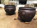 銅器鑄造 故宮缸 仿古銅缸