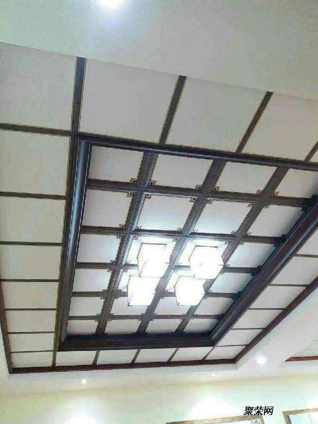 手机验证萍乡专业铝扣板二级吊顶装修公司