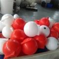 防紫外線海上耐酸耐堿塑料浮球