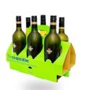 高端定制環保酒瓶紙彩盒