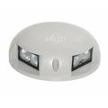 侧发光步道栈道墙角LED透光壁灯4向8W