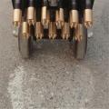 供應騰宇手推式加強型11頭混凝土鑿毛機 質優價廉