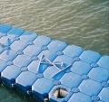 塑胶渔排踏板设备