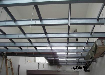 大兴区做复式楼钢结构挑高夹层隔层 室内跃层二层阁楼