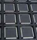 芯片打字印字IC芯片激光刻字磨字去字改字噴油打磨塑料