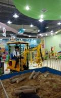 excavating machinery 兒童玩挖掘