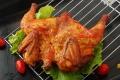 北京唐人美食小吃培訓學校教學奧爾良農夫烤雞技術