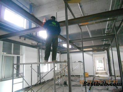 唐山路南区专业房屋增层钢结构增层厂房增层施工
