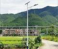 張家口察北農村太陽能路燈5米20瓦