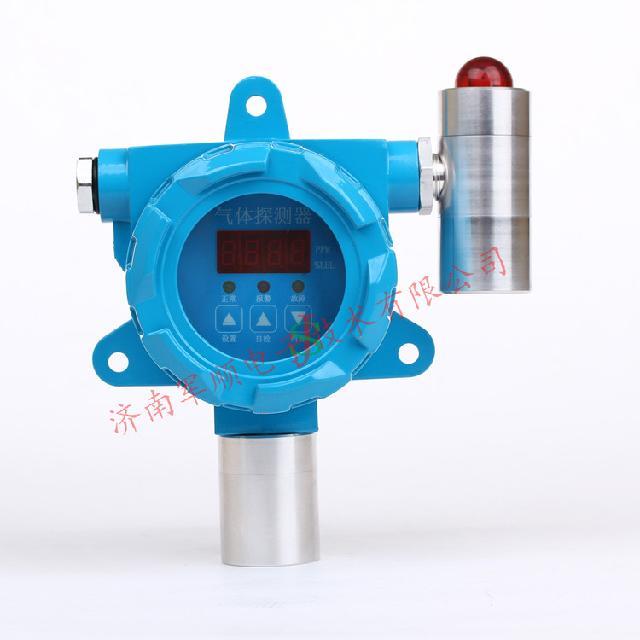 可与我公司的可燃气体报警控制器js-ga600共同组成工业用气体报警系统