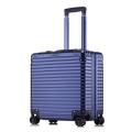 工廠生產直銷18寸鋁框拉桿箱電腦箱萬向輪行李箱登機箱