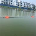 水上阻攔垃圾簡易拆卸聚乙烯浮筒