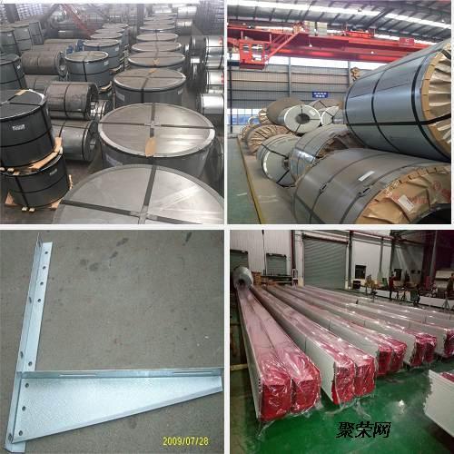 结构的柱子较少)充分合理利用了钢和混凝土的料特性(分冷轧板和热轧板
