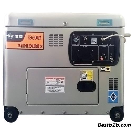 5kw全自动柴油发电机家用