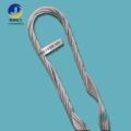 ADSS光纜耐張預絞絲 100跨內光纖絞絲單層絲